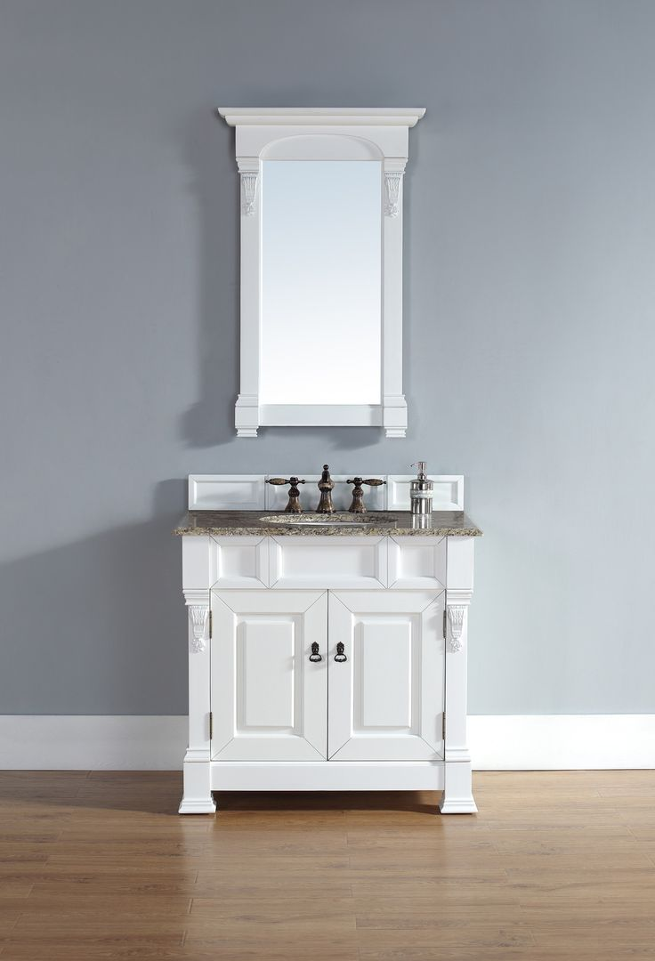 james martin 147 114 5541 dsc brookfield 36 cottage single vanity with - Wie Man Ein Kingsizekopfteil Aus Einer Alten Tr Macht