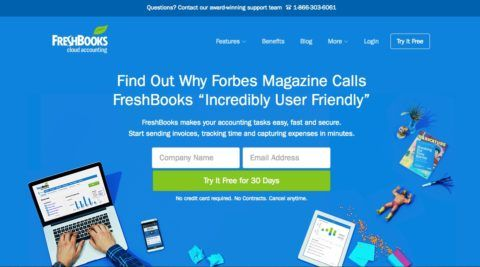 FreshBooks Review – Best Accounting Software