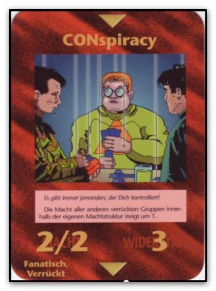 Illuminati Card Conspiracy