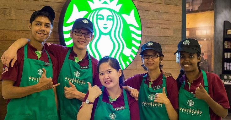 A new Starbucks in Malaysia is like no other.