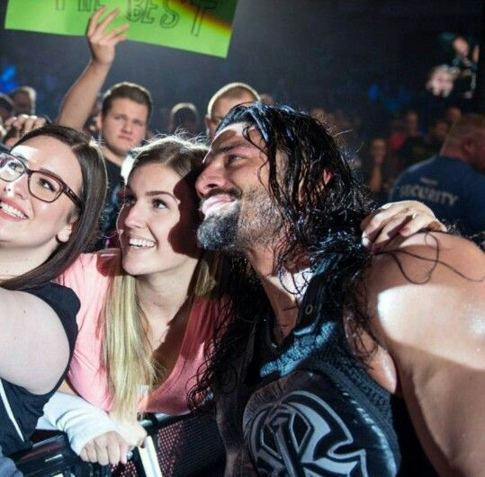 Roman Reigns.. WWE Germany