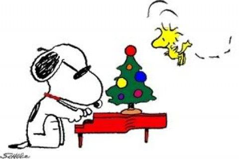 Snoopy & WoodstockChristmas Cards, Christmas Music, Woodstock, Christmas Snoopy, Christmas Lulusholiday, Merry Christmas, Charlie Brown, Peanut Gang, Snoopy Christmas