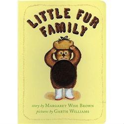 Little Fur Family ●Margaret Wise Brown/文 Garth Williams/絵