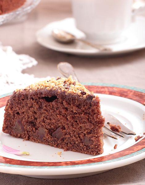 Елена Айзикович - Шоколадный пирог с финиками