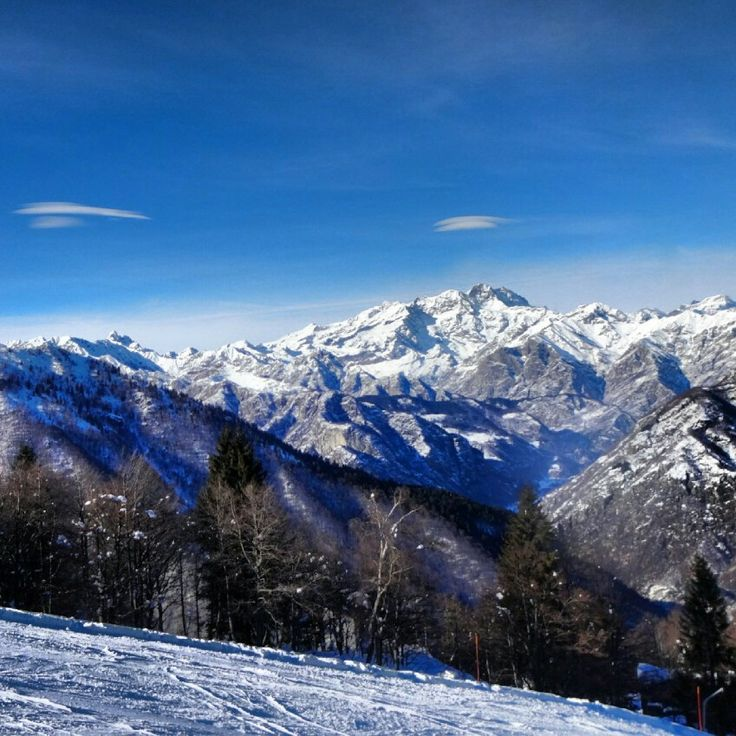 Mera valsesia ski and sky