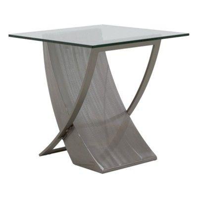 CRESCENT END TABLE. Moderne Wohnzimmer MöbelModerne ...