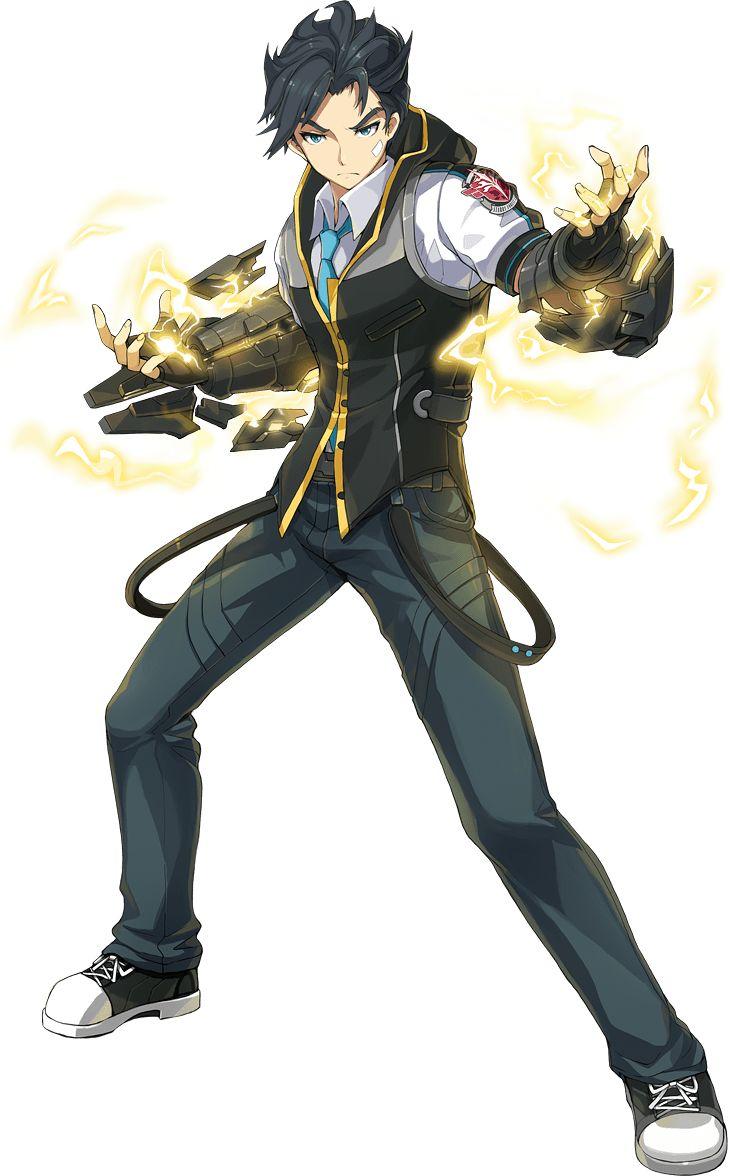 Badass Anime Character Design : ソウルワーカー soul worker pc gamer character