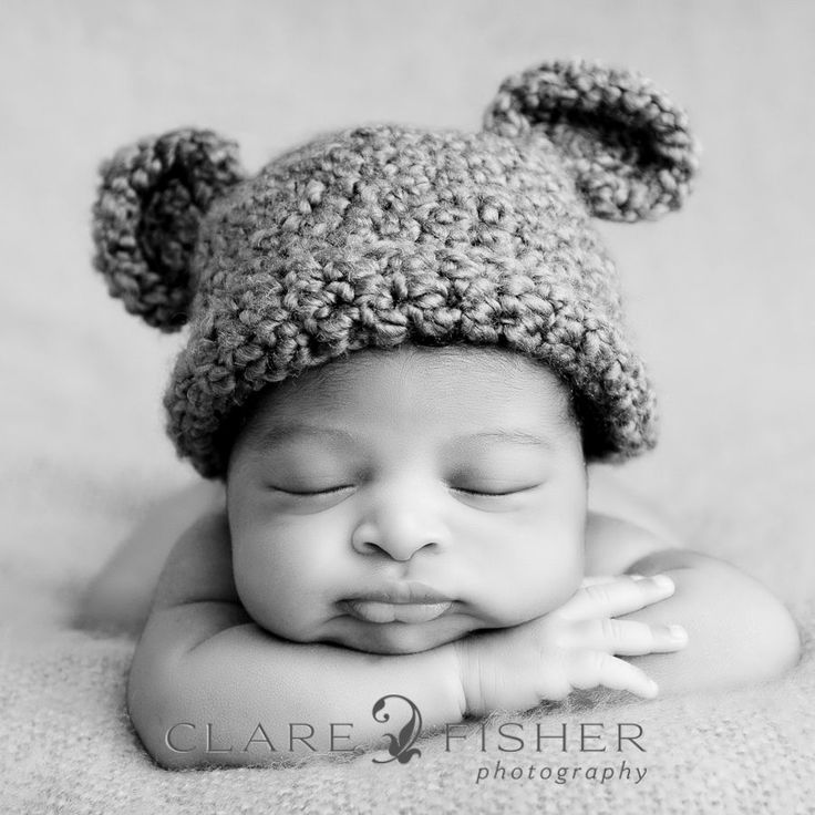 22 Touching Images of Beautiful Black Newborns