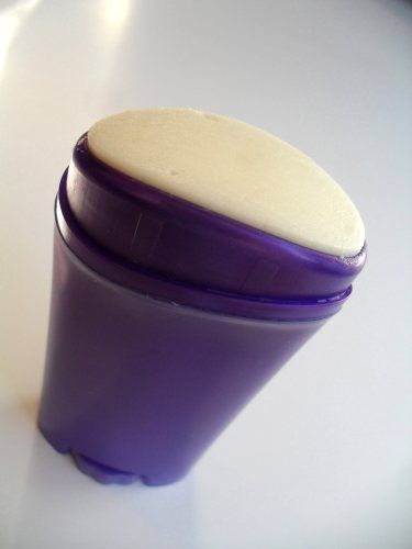 homemade deodorant - we use it and ♥ it - no chemicals to get into our bodies, works better than commercial brands, and we don't smell it on us all day like commercial stuff.