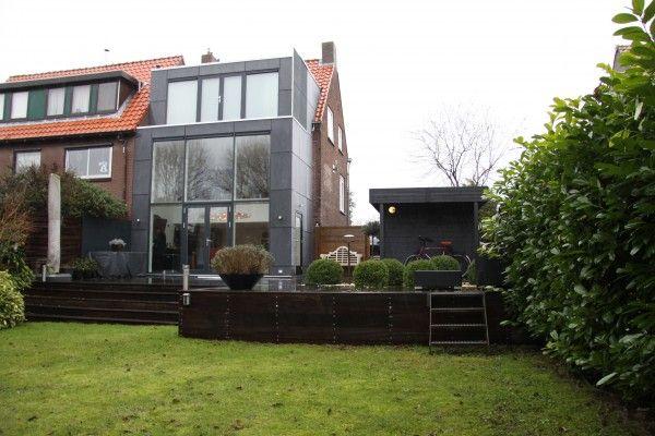 Aanbouw oud huis google zoeken verbouwing pinterest for Moderne aanbouw aan klassiek huis