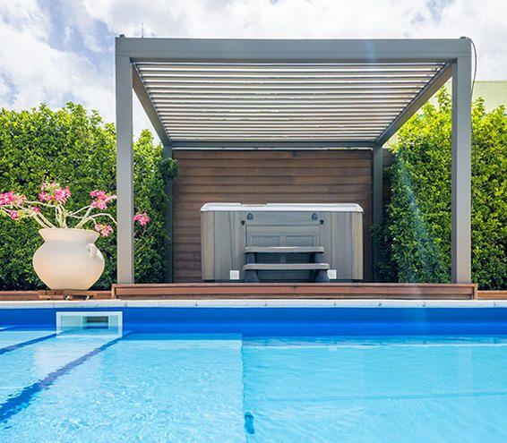 32 best toiture bso pergola images on pinterest arbors. Black Bedroom Furniture Sets. Home Design Ideas
