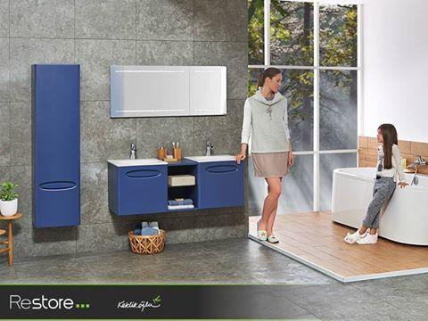 Konforun estetikle buluştuğu banyolar için Kale Banyo ürünleri ile tanışın.