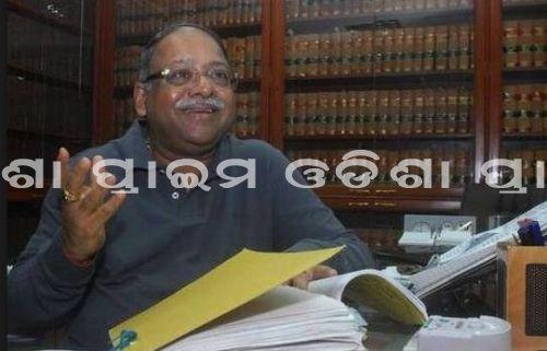 Prime Odisha News : ସଲିସିଟର ଜେନେରାଲ ପଦରୁ ରଞ୍ଜିତ କୁମାରଙ୍କ ଇସ୍ତଫା