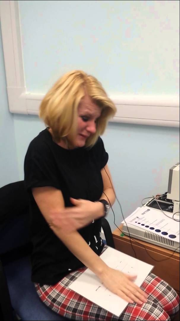 Jo's Implants are turned on and she hears for the first time