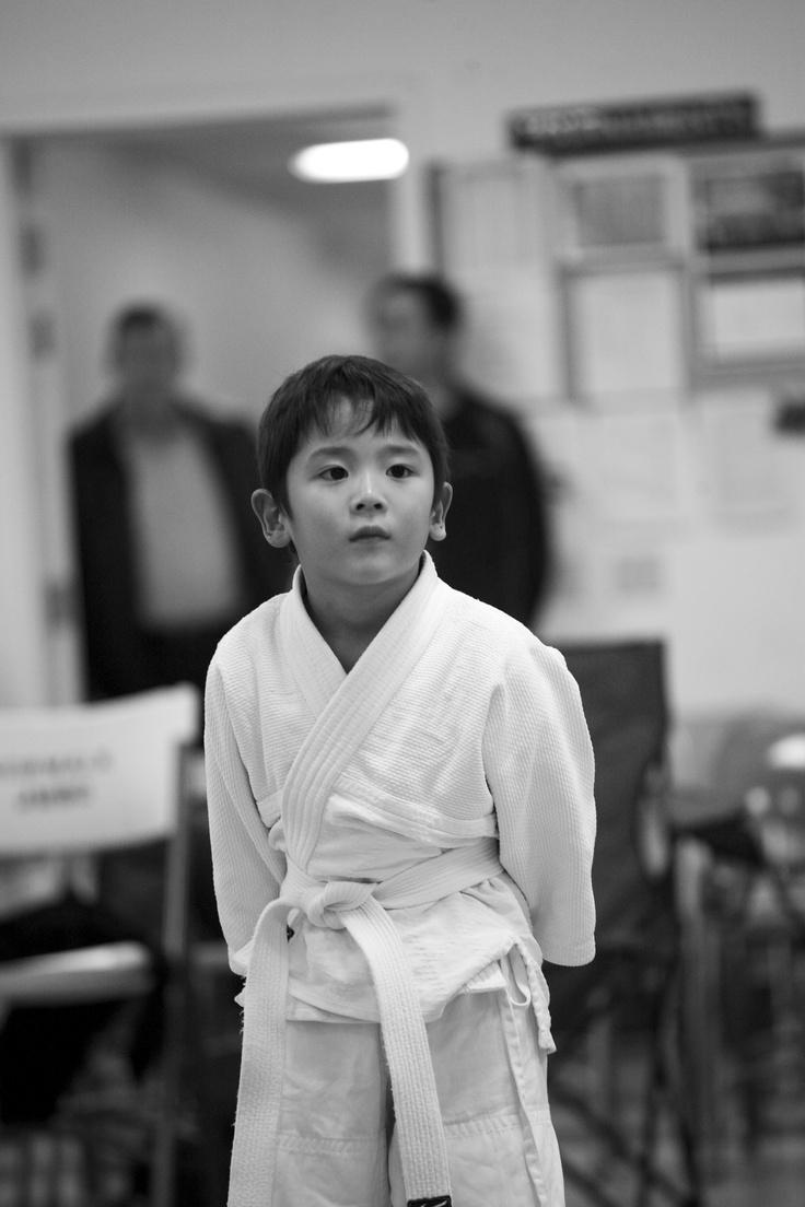Judo beginner