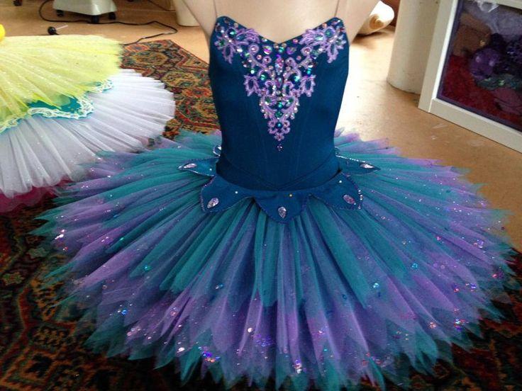 Purple #ballet #tutu from Tutus by Dani in Australia                                                                                                                                                                                 More