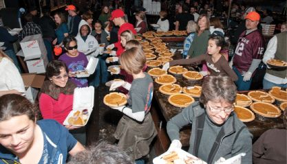 321.13 Volunteer With Operation Turkey | Things to Do in Austin, Texas