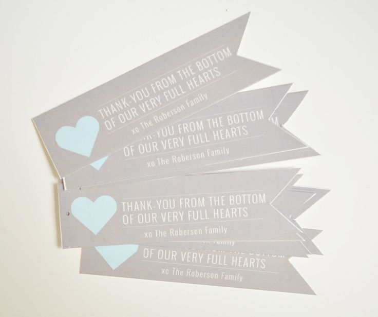 Labor & Delivery Nurse Thank-You Gifts + Free Printable Tags ...