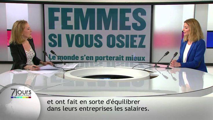 Dans l'émission de 7 jours sur la Planète à propos de la journée internationale de la femme de l'année dernière, on parle de l'absence d'équité entre hommes et femmes.