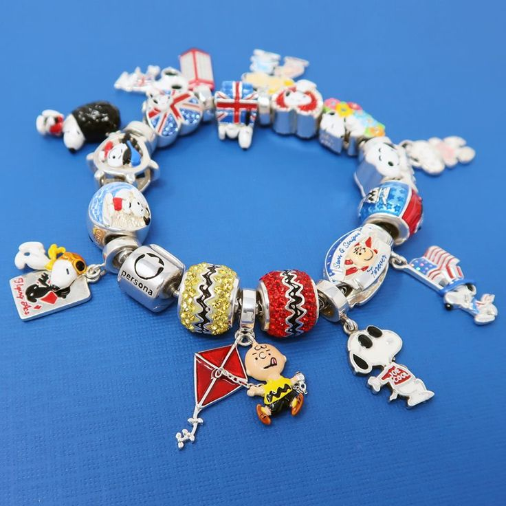 Persona Charm Bracelet: 651 Best New At CollectPeanuts.com! Images On Pinterest