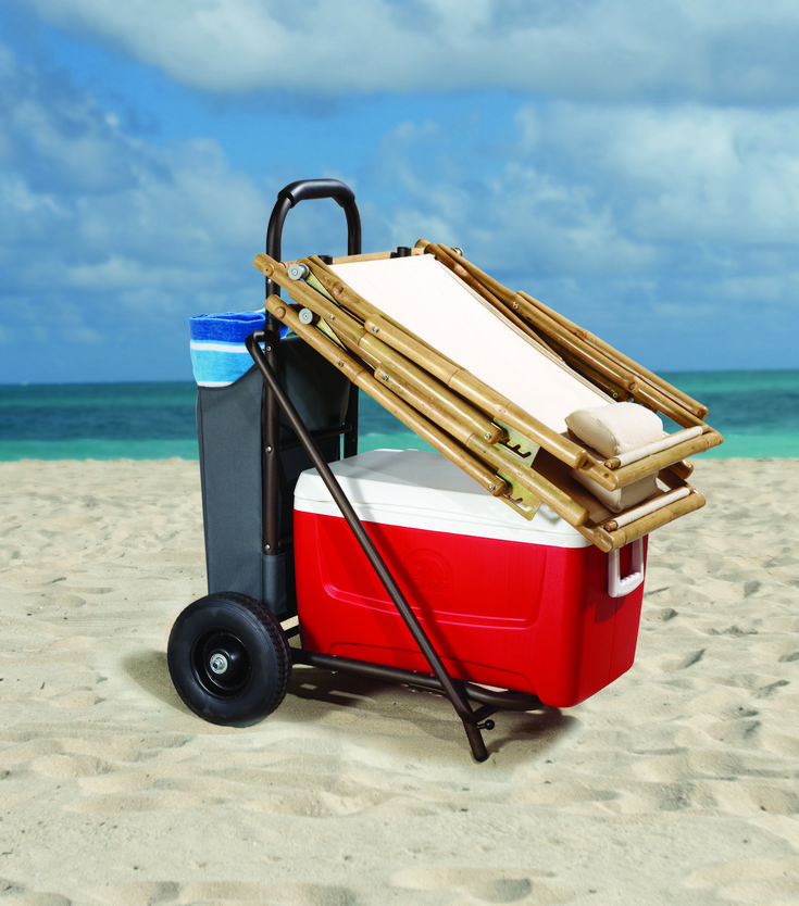 The Off Road Cooler Cart Is A Must Have Piece Of Gear For Any Guy Who Spends Time Outdoors