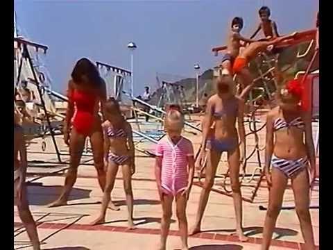 Ритмическая гимнастика. На море - YouTube