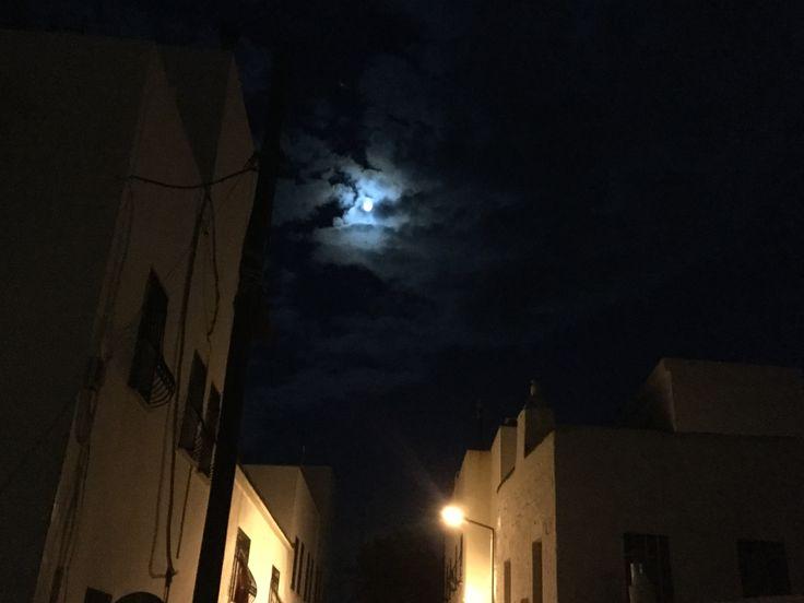 Ay'ın parlaması