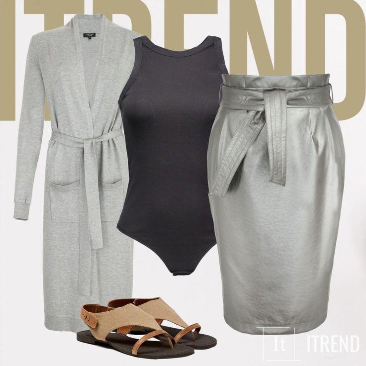 Сегодня серый цвет - один из самых универсальных и модных. Он подходит абсолютно всем женщинам и мужчинам независимо от особенностей фигуры, цвета кожи и черт лица.