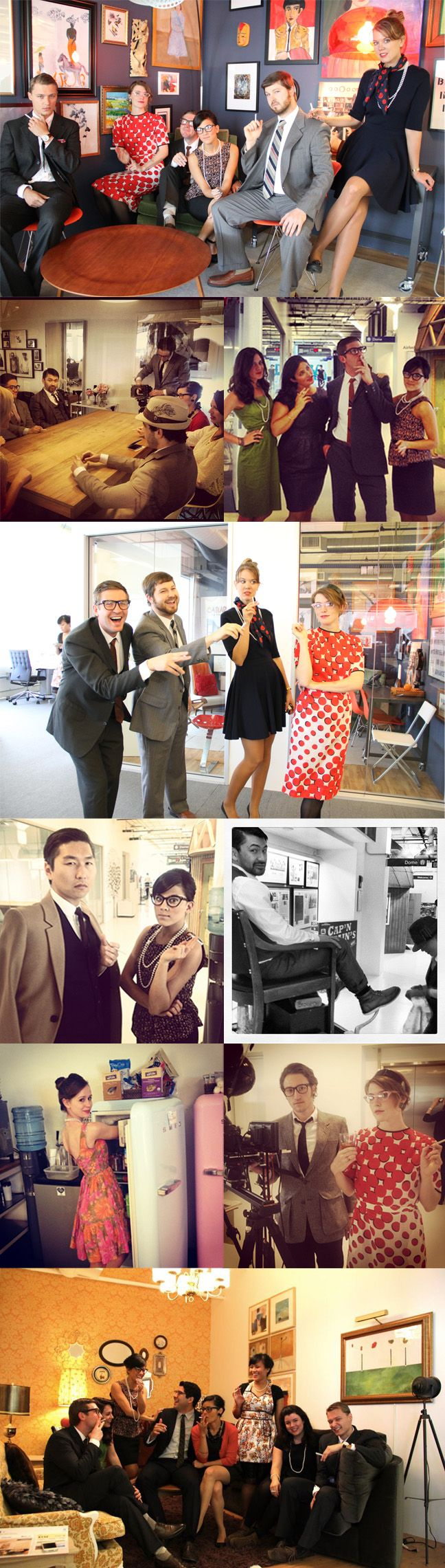 22 best Party Theme: Mad Men images on Pinterest | Mad men party ...