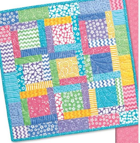Quilting Patterns Charm Packs : 102 best images about One Charm Pack Quilts on Pinterest Small quilt projects, Quilt and Charm ...