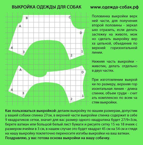 выкройка комбинезона для собаки удобный покрой: 17 тыс изображений найдено в Яндекс.Картинках