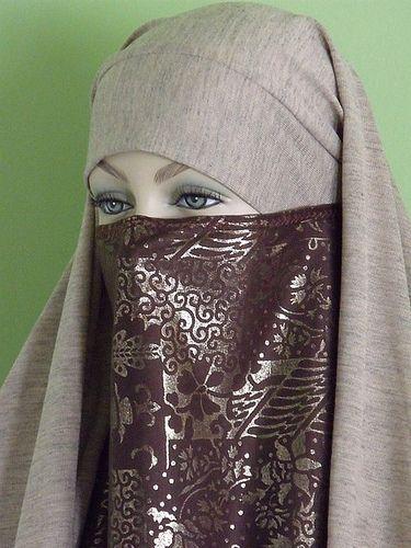 Designed Niqab