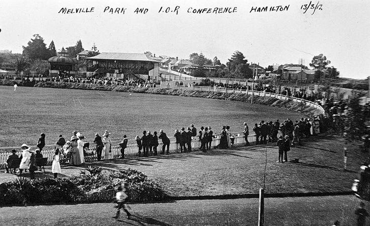 Melville Park, Hamilton Victoria 1912