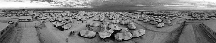 Brian Sokol - Refugee Camps
