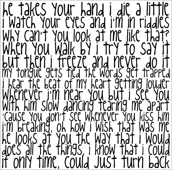 partial lyrics to the One Direction song, I Wish.(:: Random Lyrics, Direction Boards, Direction Wall, Music Lyrics, 1D Songs, One Direction Songs, Direction Quotes, Songs Lyrics 3, Direction Lyrics