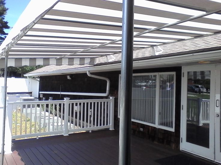 retractable best awning on by ahoffmanawning awnings baltimore images pinterest hoffmanawning deck