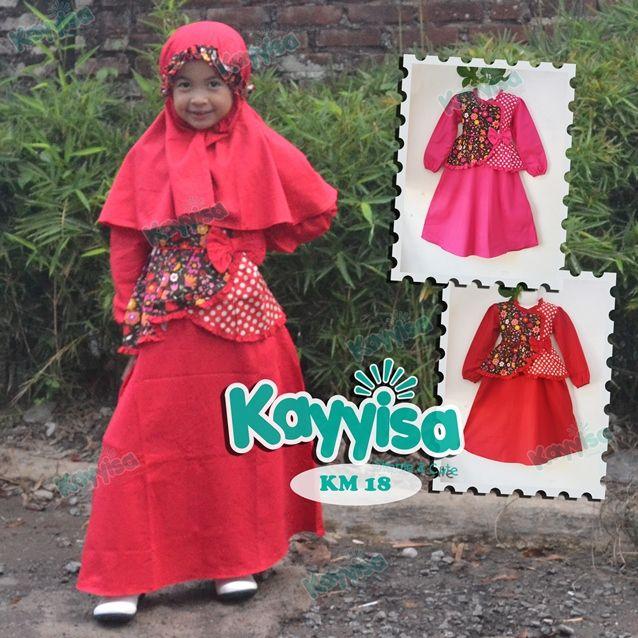 Kayyisa Busana Muslim Modern, Info Agen / Reseller bisa hub Telp / WA 08119702044