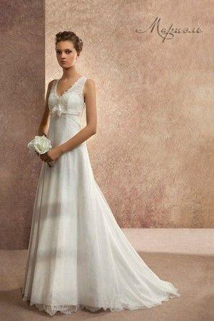 Свадебное платье «Мариэль» — № в базе 6674