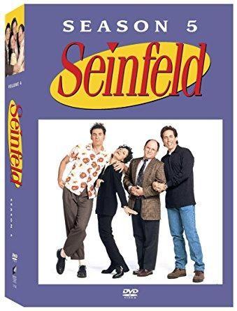 Michael Richards & Julia Louis-Dreyfus & Tom Cherones-Seinfeld: Season 5