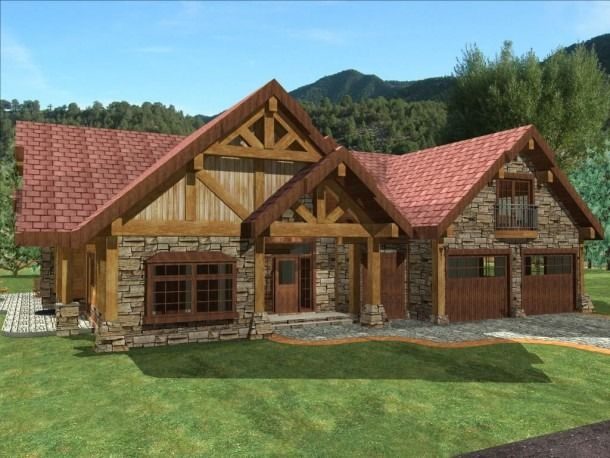Timber A Frame In 2020 Timber Frame Home Plans Mountain Dream Homes Rustic Houses Exterior