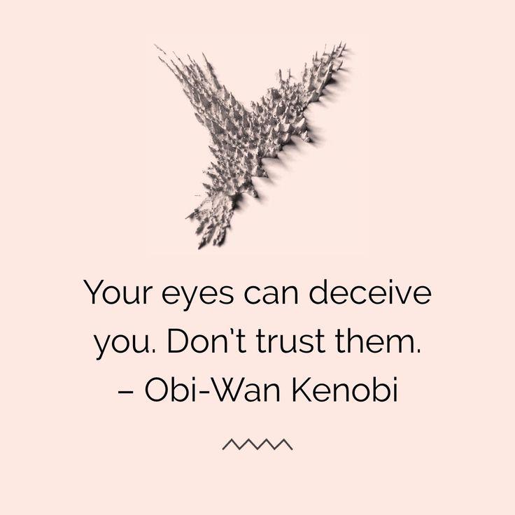 Start your week off right... with Obi-Wan Kenobi