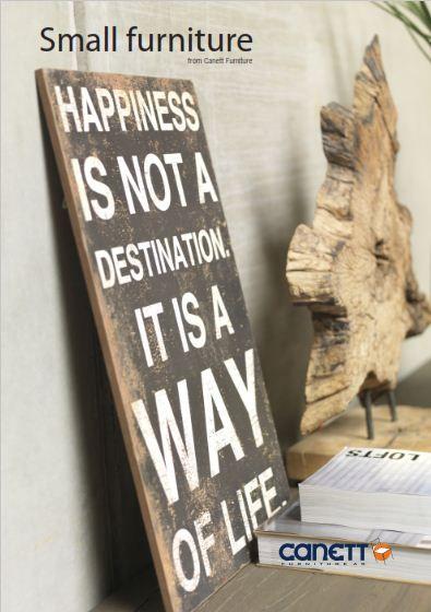 wooden board. canett