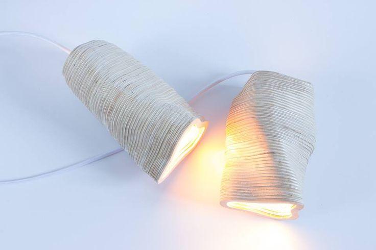 Lamp project by Dorota Pilor COCON FOORMA DESIGN