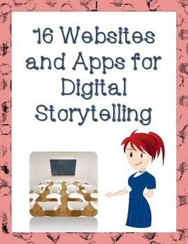 Are you interested in digital storytelling project-building but don't know where to start? This free starter's guide features a brief introduction to the subject, a couple websites where you might find rubrics, and 16 of my favorite digital storytelling project-building sites.