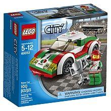 **RESERVE deja achete merci** LEGO City - La voiture de course (60053) 12.99 chez Toys r us