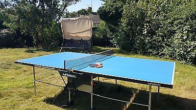 Table #tennis table - #butterfly rollaway #outdoor table,  View more on the LINK: http://www.zeppy.io/product/gb/2/262578934504/