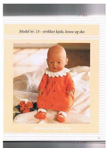 Dukketoj til Baby-Born - Elesy Lena - Picasa Web Albums