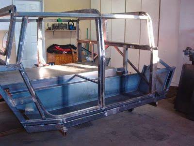 convertir un vieux pick up en hummer h1 tuning ford f 150 4   Convertir un vieux pick up en Hummer H1   tuning transformation pick up photo ...