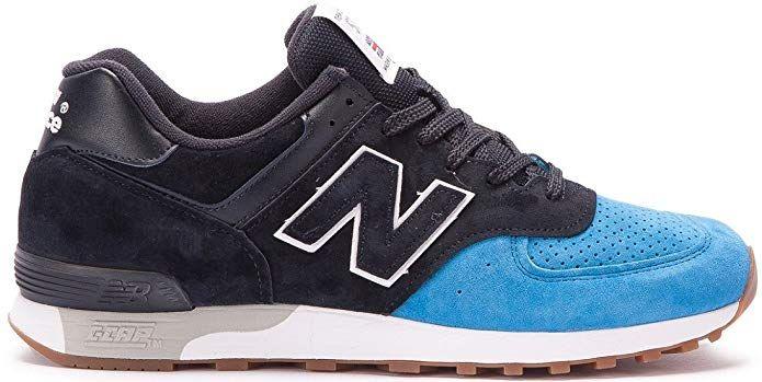 Preis New Balance M 576 Sneakers Herren blau/schwarz | New ...