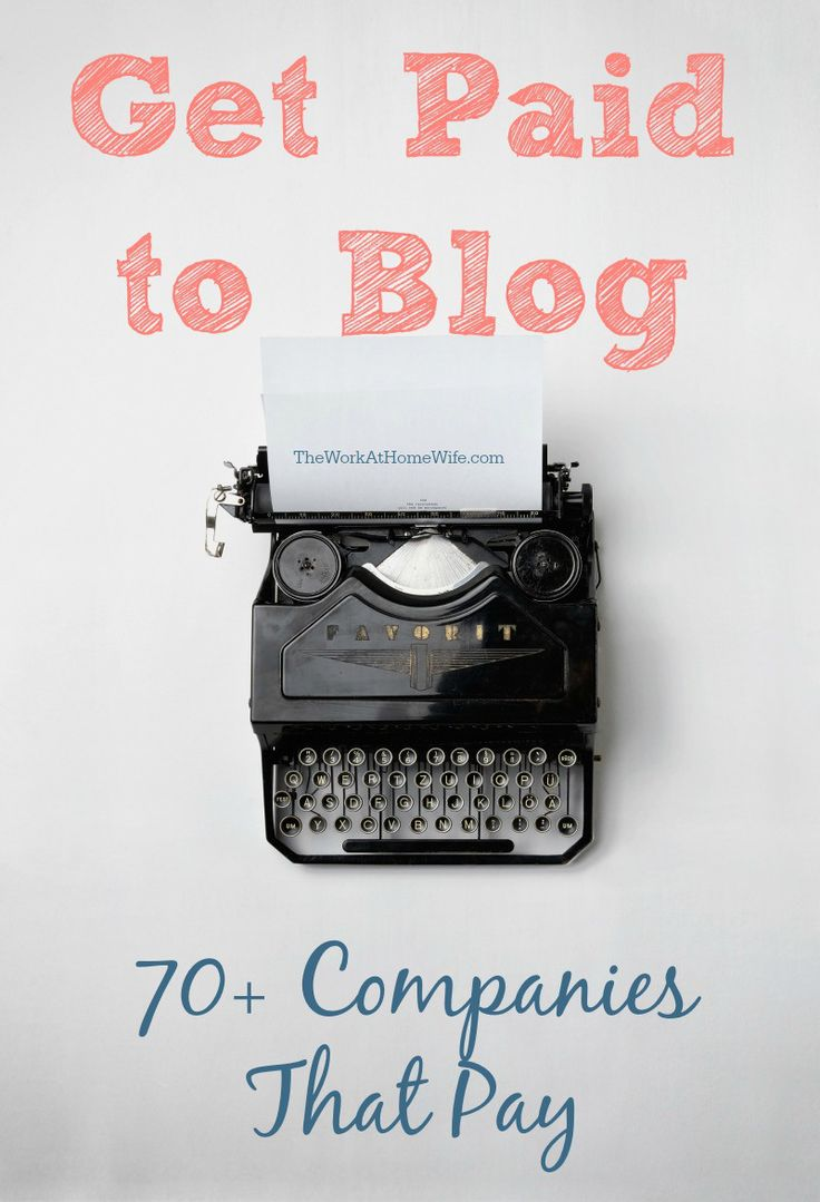 Getting paid to blog can be a pretty cool gig provided you can maintain balance and stick with it through the learning curve. It is not fast or easy money, but it can be extremely rewarding.